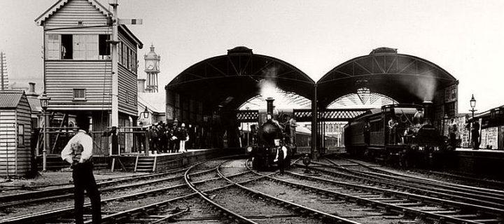Vintage: Historic views of Melbourne (1800s)