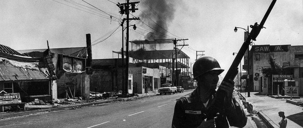 Vintage: Watts Riots (1965)