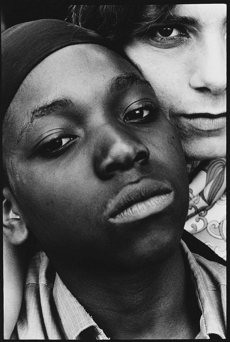 Couple, Los Angeles, 1970.