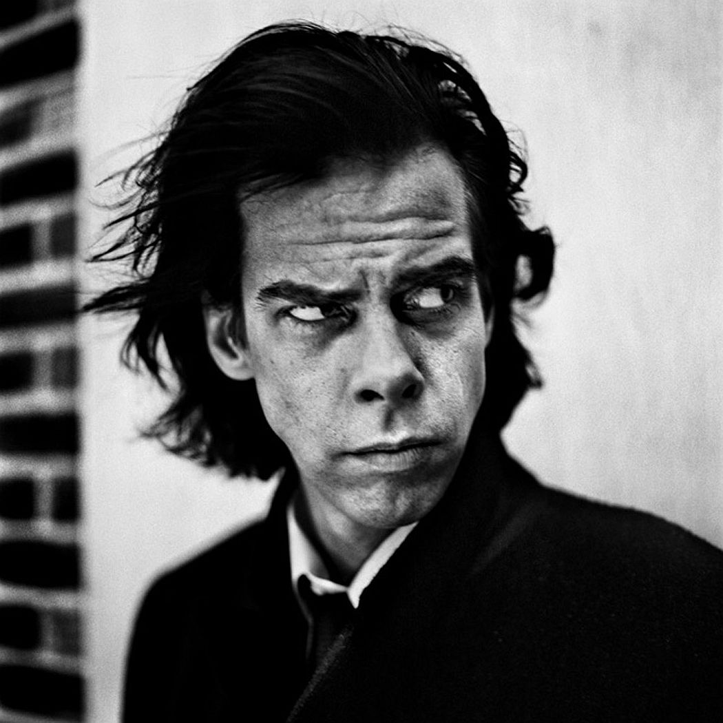 Anton Corbijn Nick Cave, London 1996