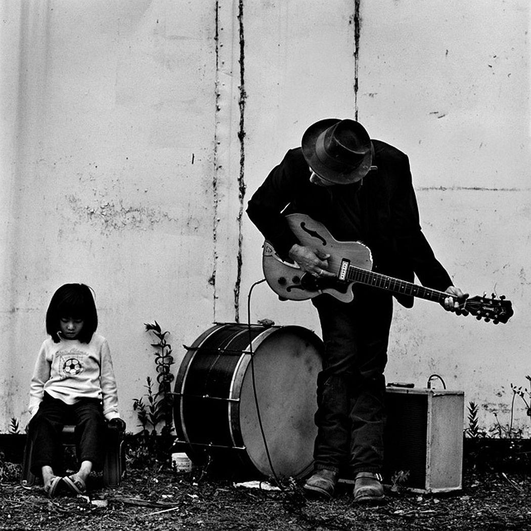 Anton Corbijn Tom Waits, Santa Rosa 2004