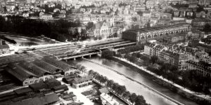 Biography: pioneer Aerial photographer Eduard Spelterini