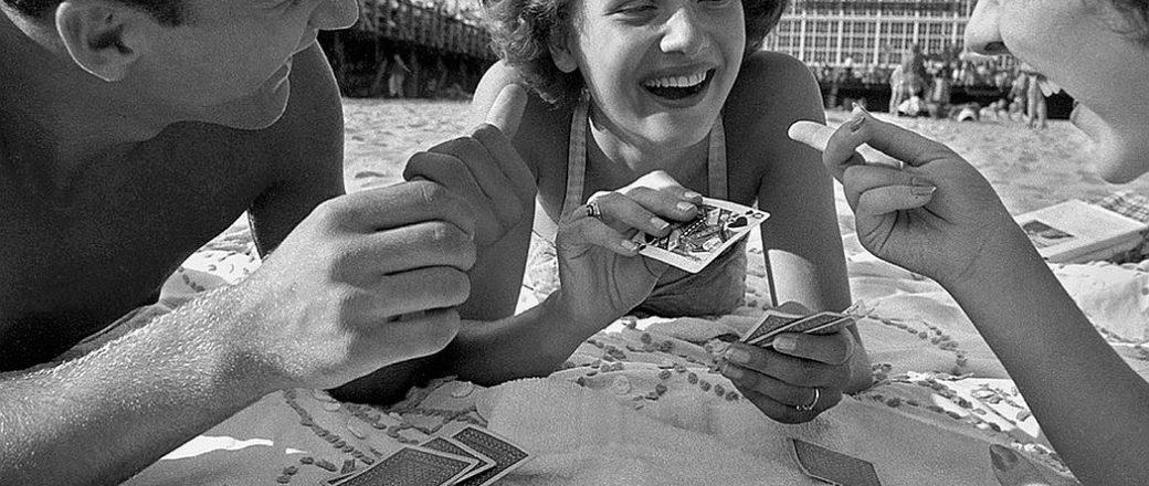 Biography: photographer Harold Feinstein