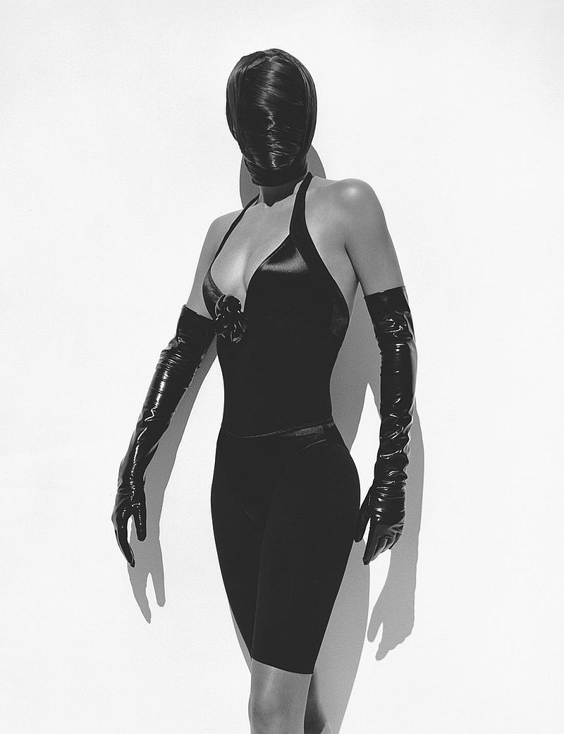 Herb Ritts, Helena 2, Los Angeles, 1990