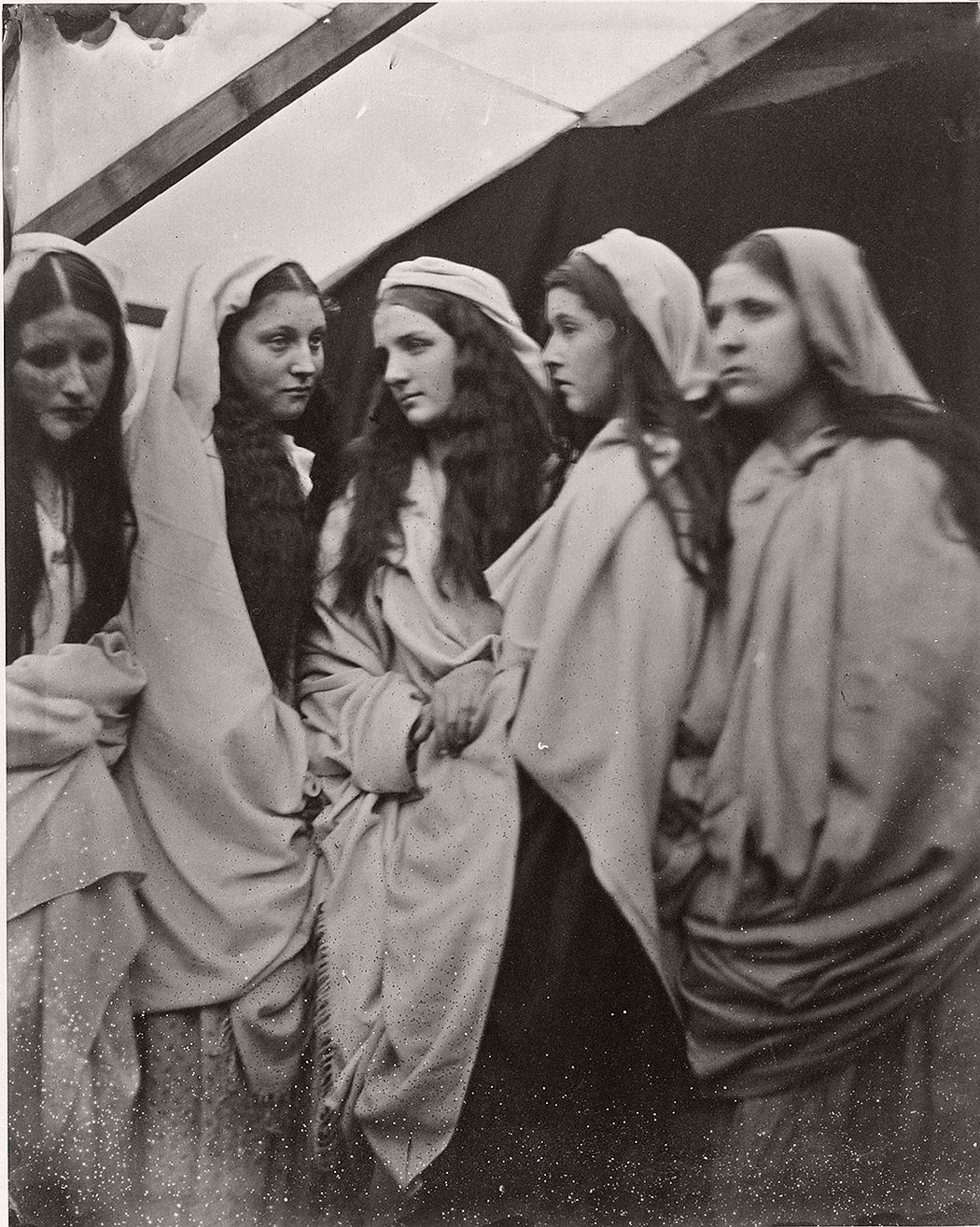 The Five Foolish Virgins, 1864