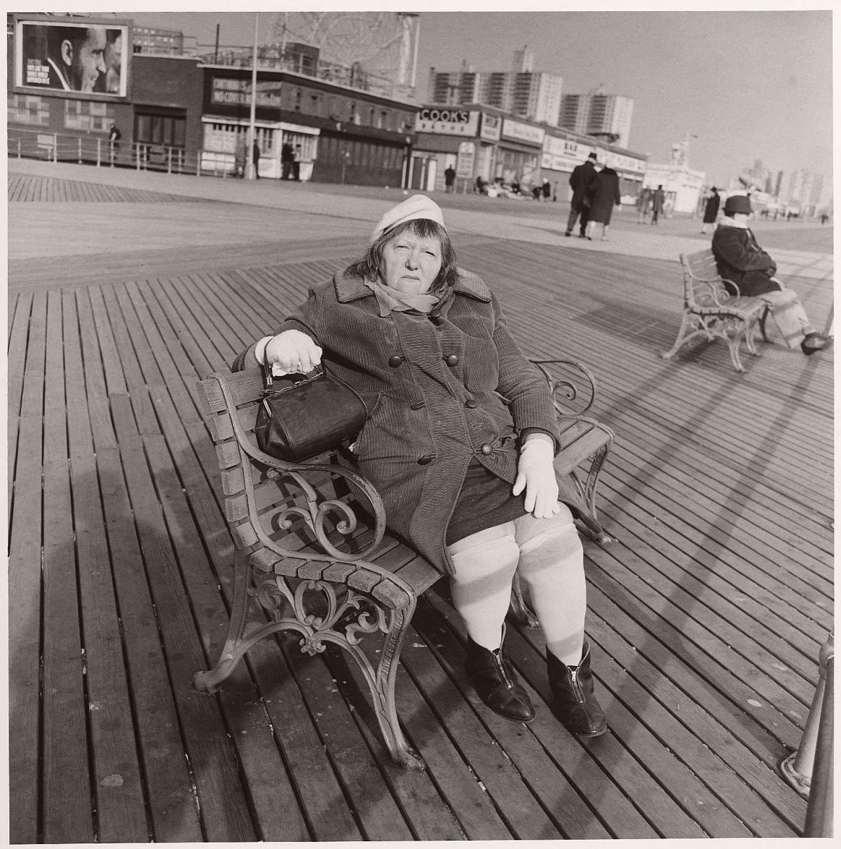 Coney Island, New York (1960s) © Stephen Salmieri