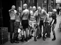 Vinatge: London Skinheads by Derek Ridgers (1980s)