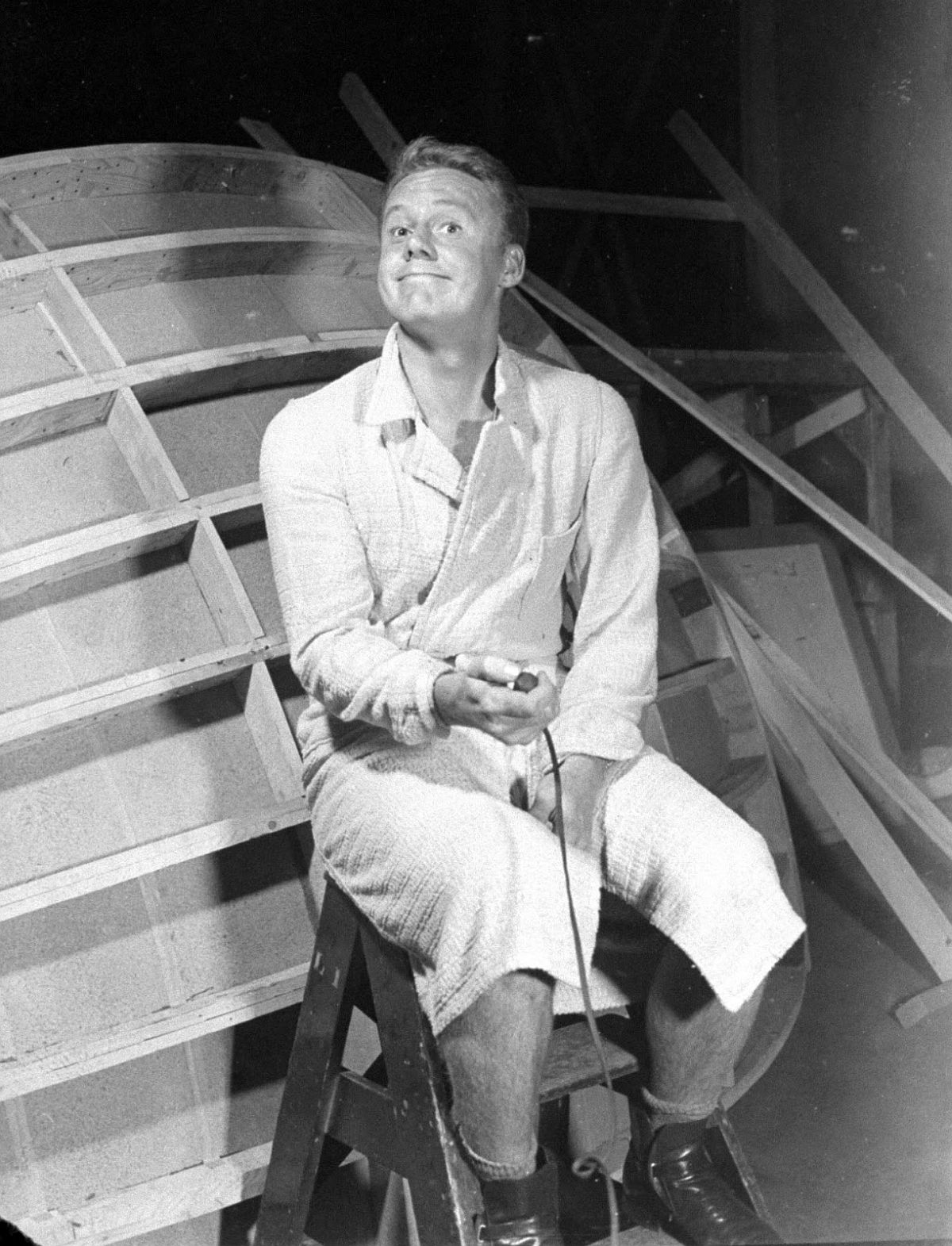 Actor Van Johnson