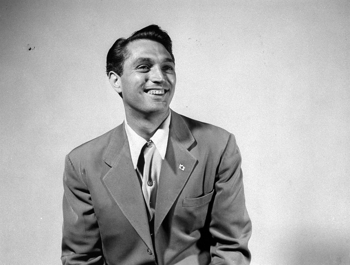Actor Robert Alda