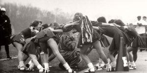 Vintage: Cheerleaders (1930s-1970s)