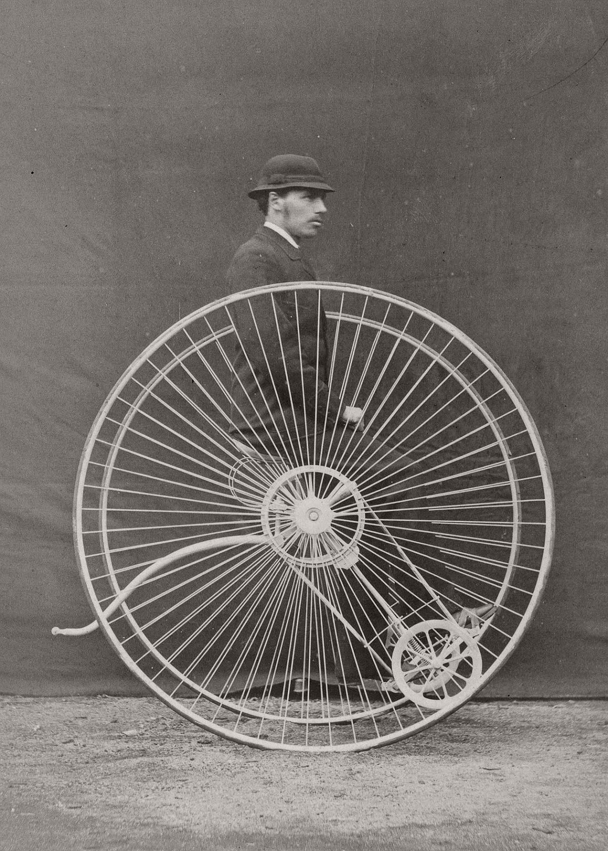 American Made Tires >> Vintage: Early Bicycles in the 19th Century (1850s – 1890s ...