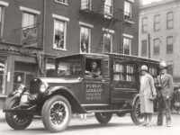 Vintage: Early Bookmobiles