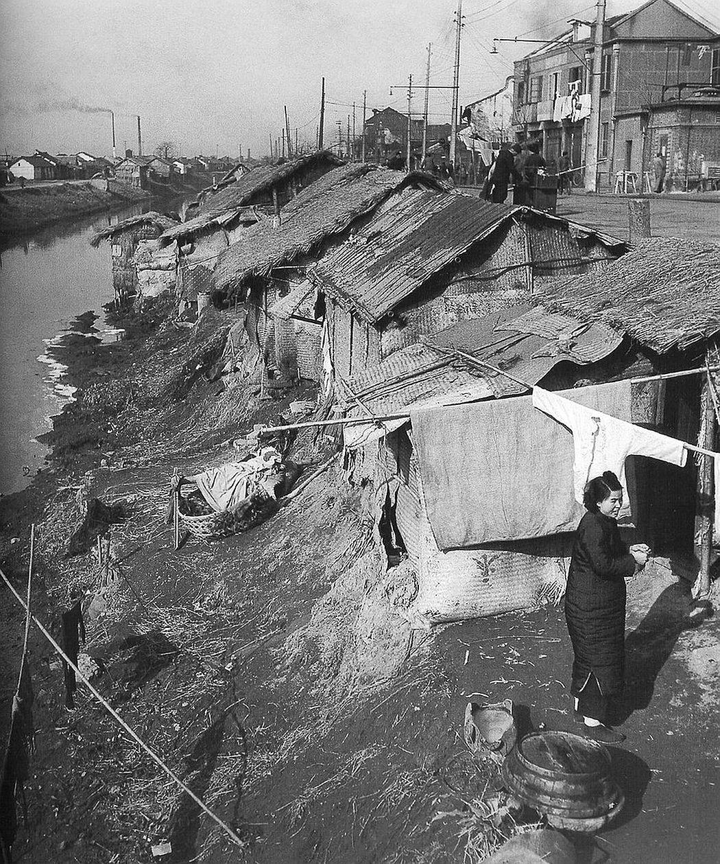 China by Jack Birns (1947-1949)