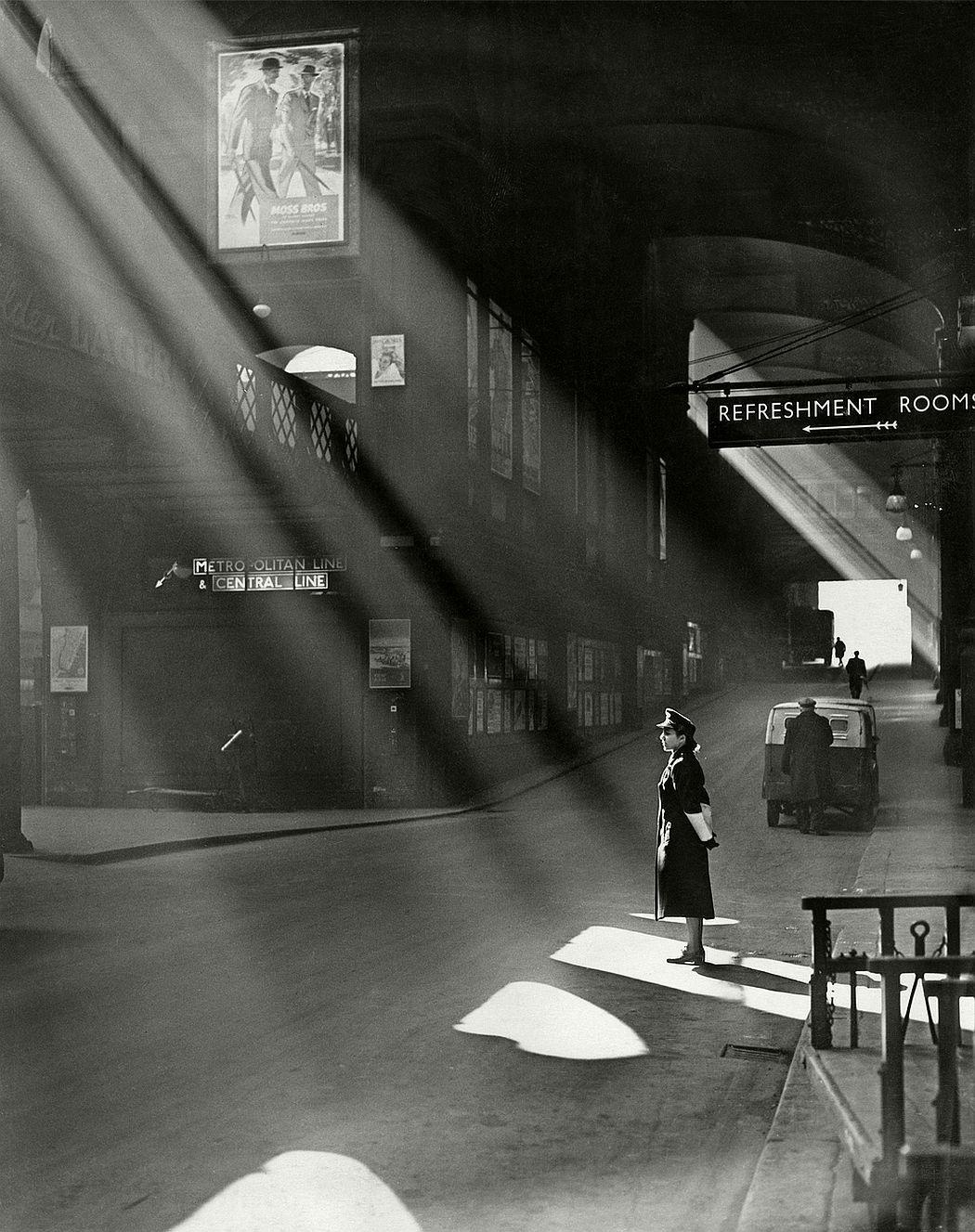 Liverpool Street, 1952.