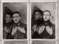 Vintage: Mugshots of Prisoners in West London (1890s)