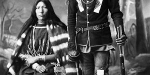 Vintage: Portraits of the First Nations People by Alex Ross (1880s)