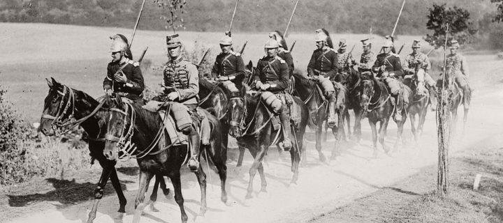 Vintage: Soldiers during World War I (1914-1918)