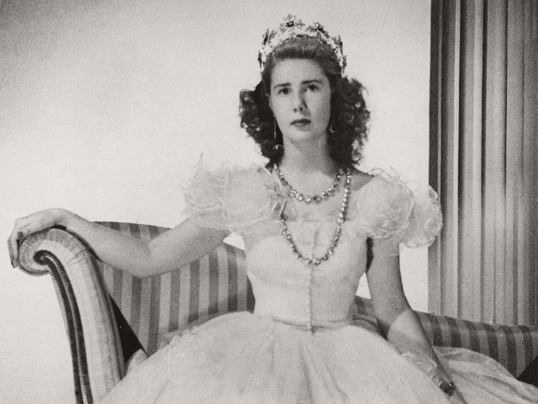 Vintage: Young Duchess Cayetana Fitz-James Stuart