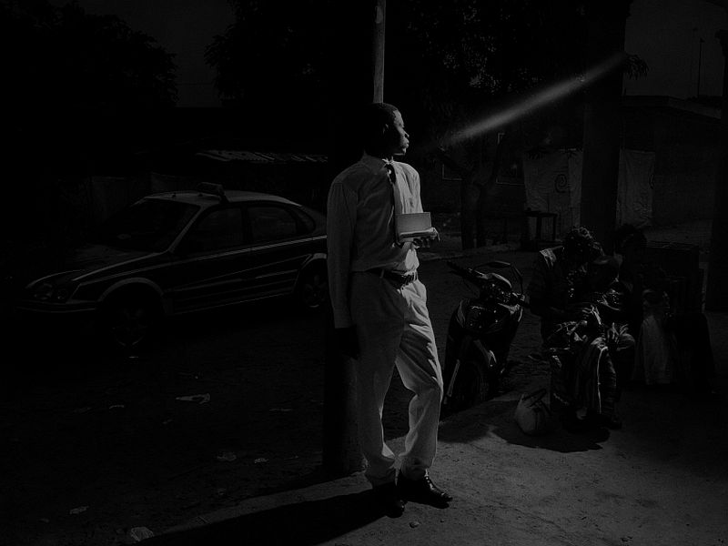Scene #8041, Republic of Congo, Evangelist, 2013