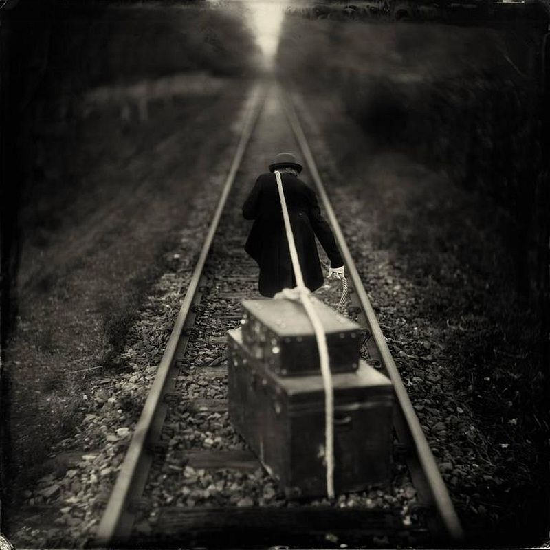 Alex Timmermans, To the End of Nowhere