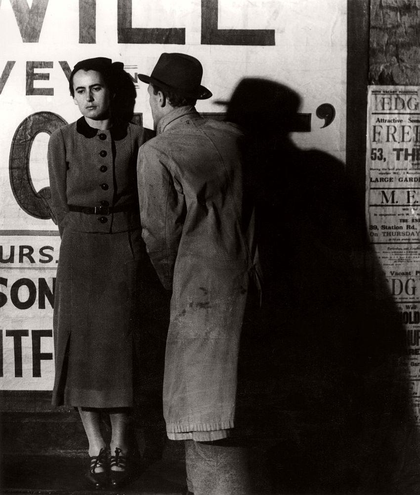 Street scene, 1936.
