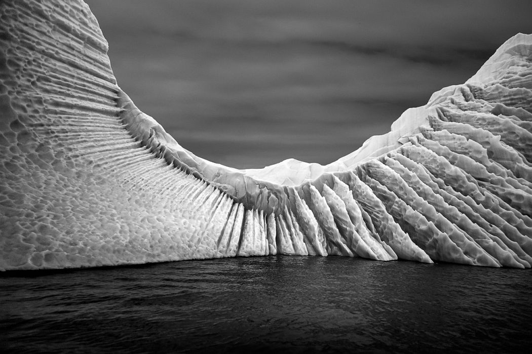 Winged Wall, Antarctica, 2010 © Ernest H. Brooks II