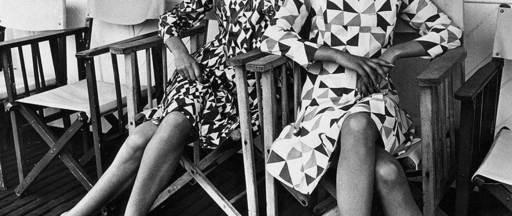 Vintage: Fashion by Eugene Vernier (1950s-1960s)