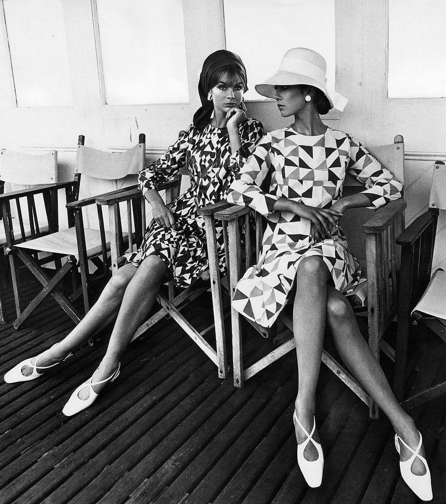 Fashion by Eugene Vernier (1950s-1960s)
