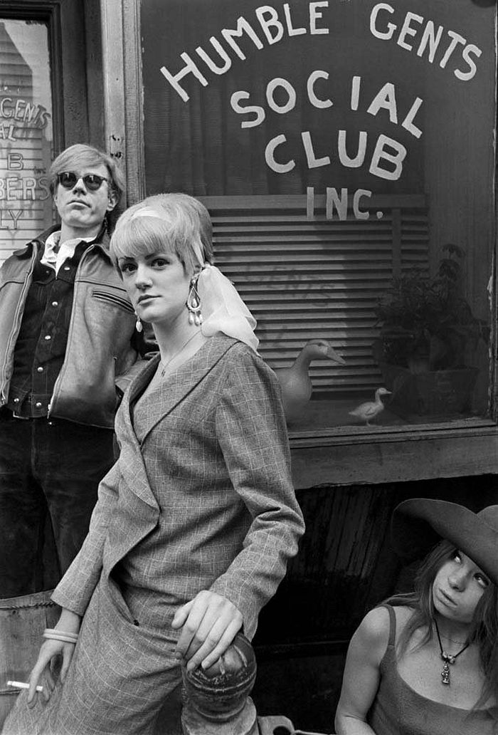 Larry Fink  Fashion Shoot, New York, 1966