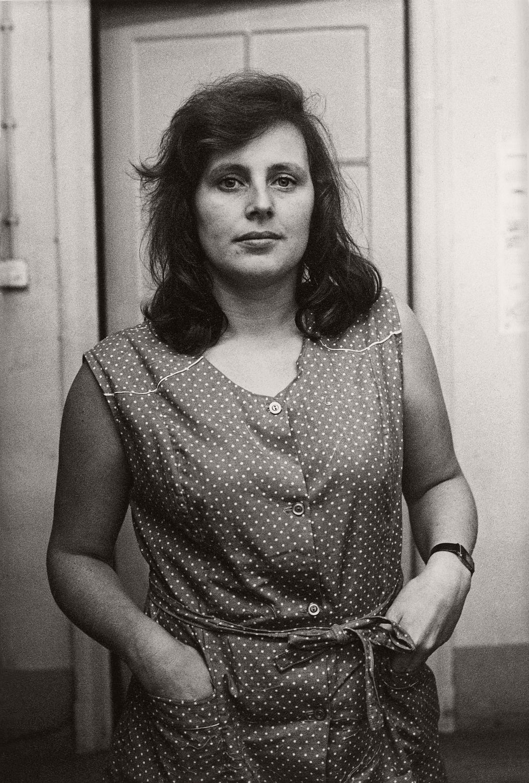 Ramona, Kollwitzstrasse, 1982