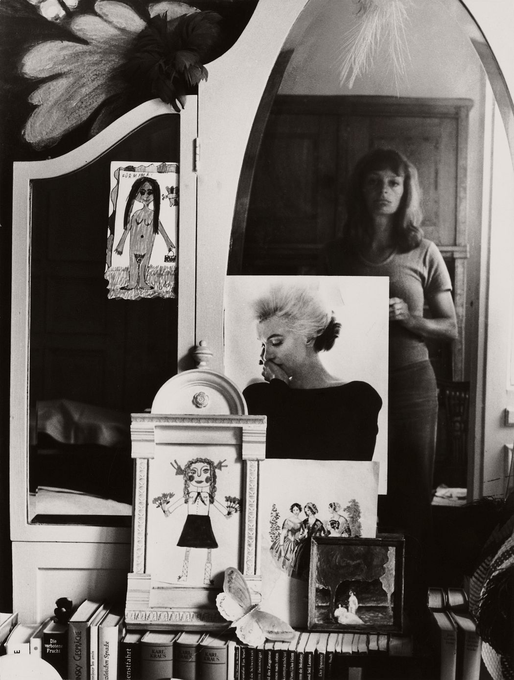 Self in the Mirror, 1971