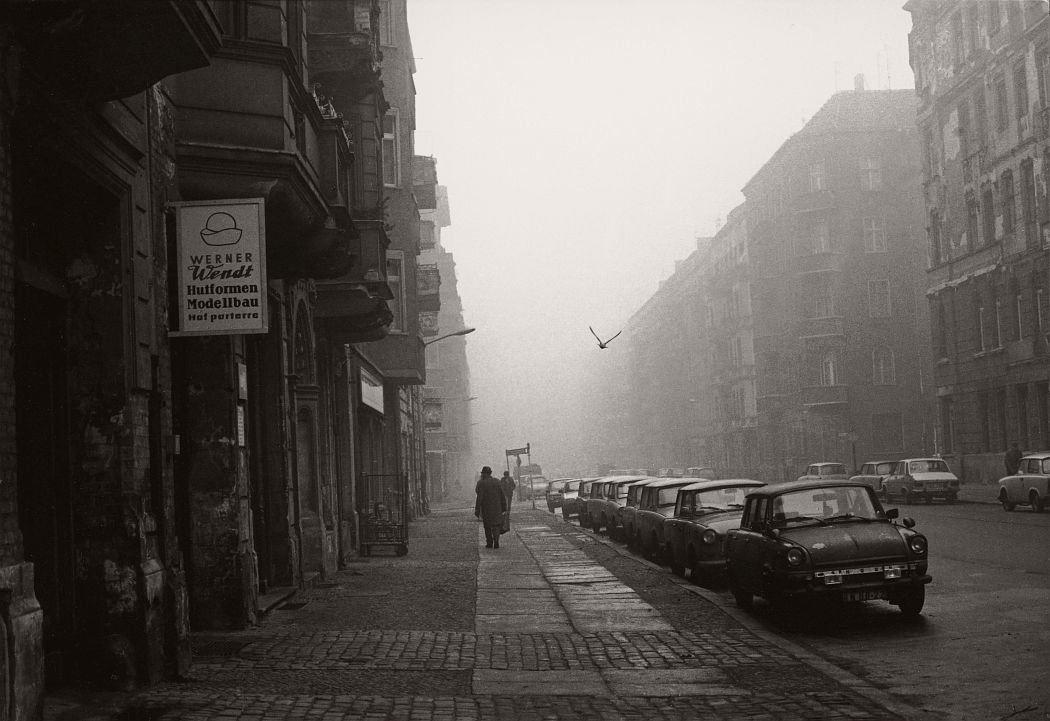 Winsstrasse with Pigeon, 1970s