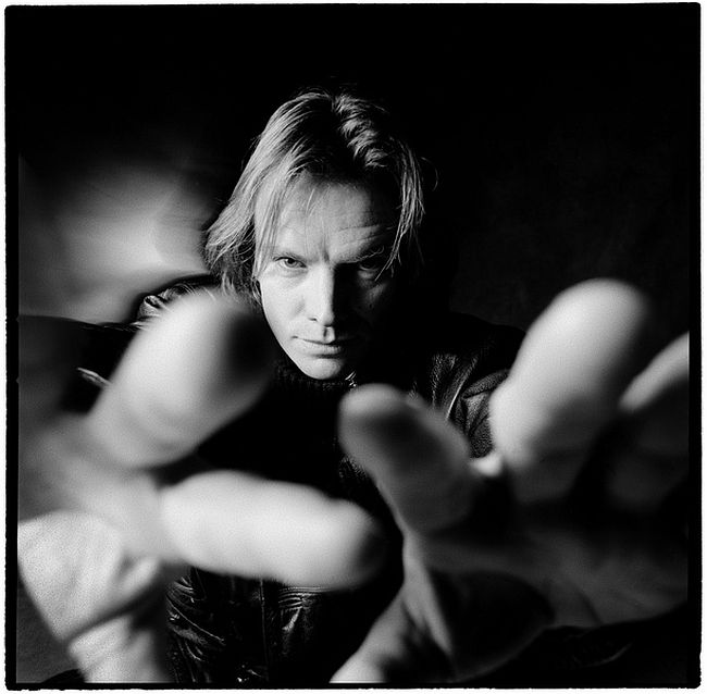 Karen Kuehn  Sting • 1987 • NYC • Saturday Night Live, 1987