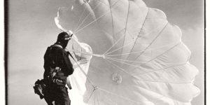Margaret Bourke-White: Twenty Parachutes