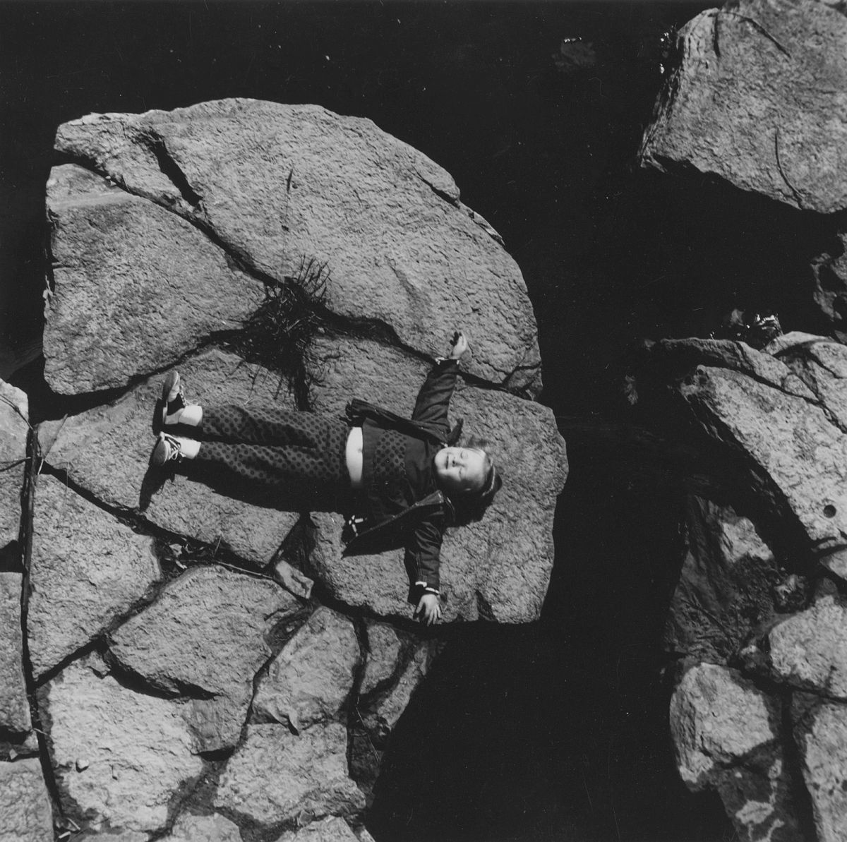 Ralph Eugene Meatyard, Untitled, 1963