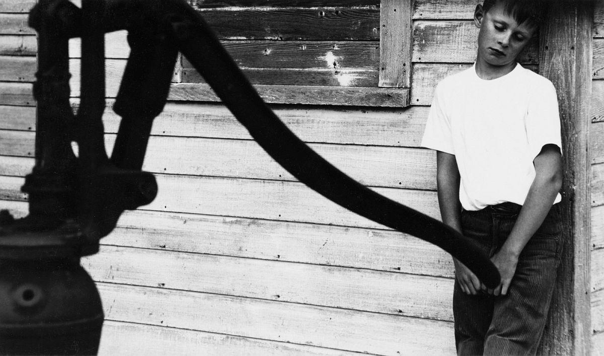 Ralph Eugene Meatyard, Prescience, 1960