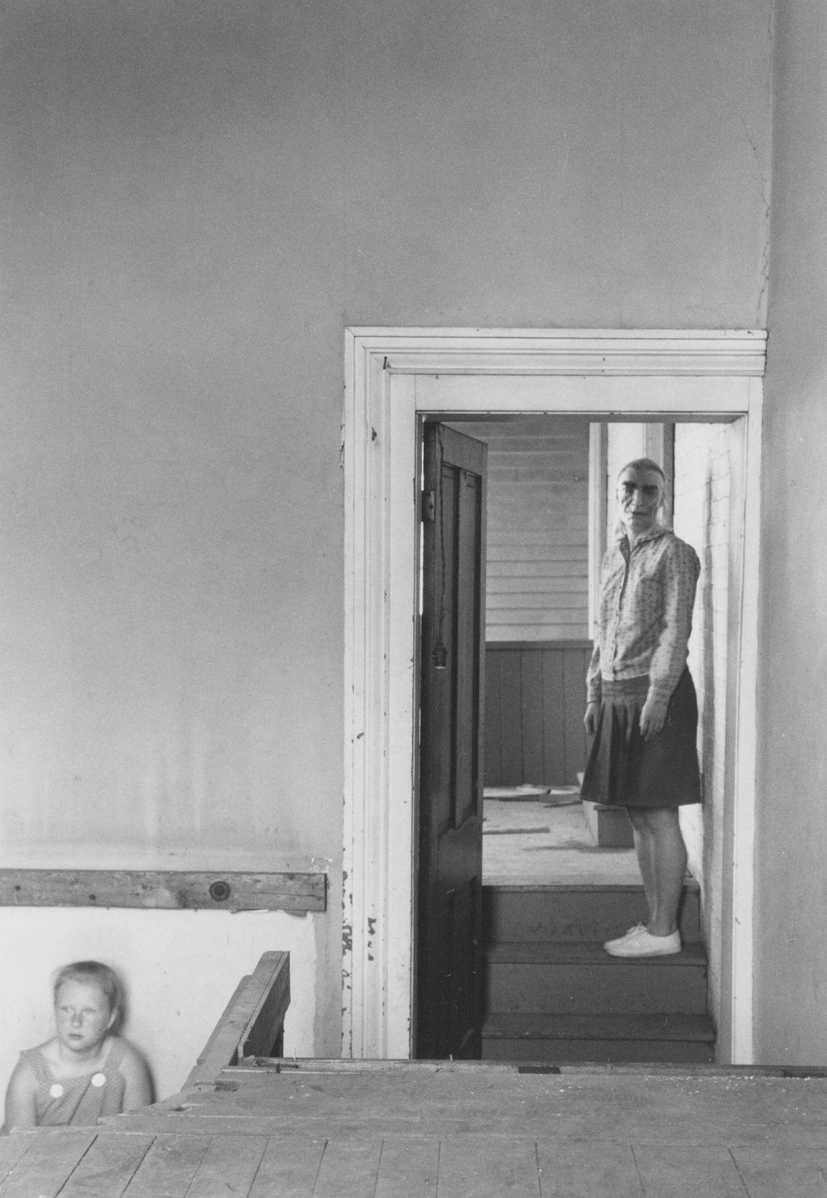 Ralph Eugene Meatyard, Untitled, ca. 1968-69