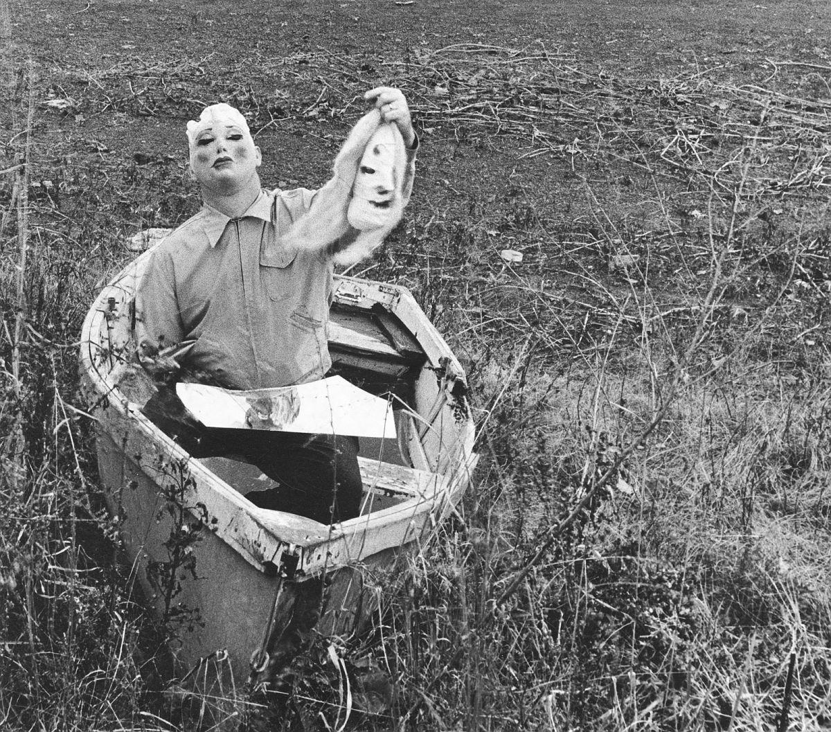 Ralph Eugene Meatyard, Untitled, 1957-58