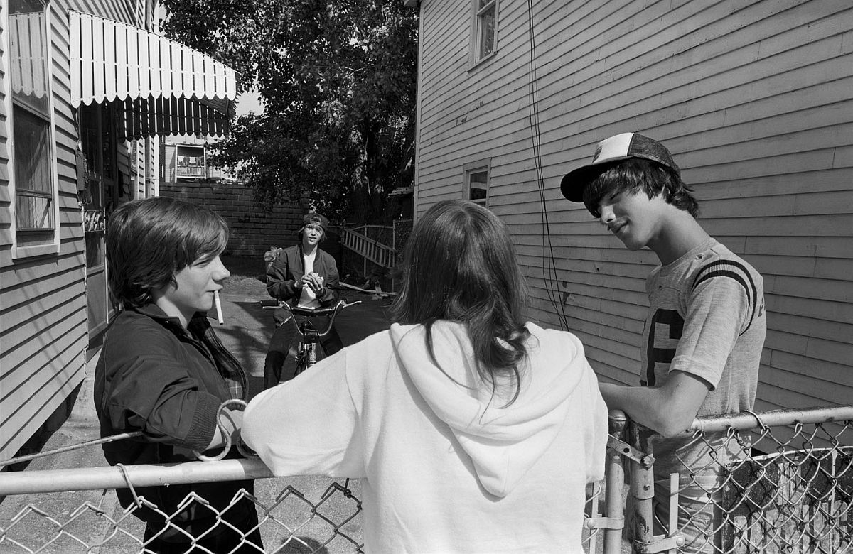 East Cambridge, MA, 1982