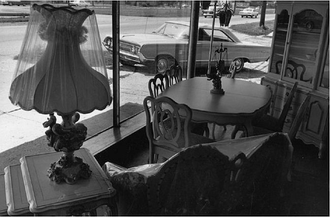 Lee Friedlander  Detroit, Mercury Marauder, 1963