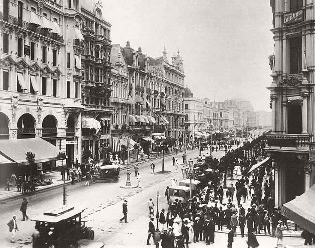 Rio de Janeiro, ca. 1900s