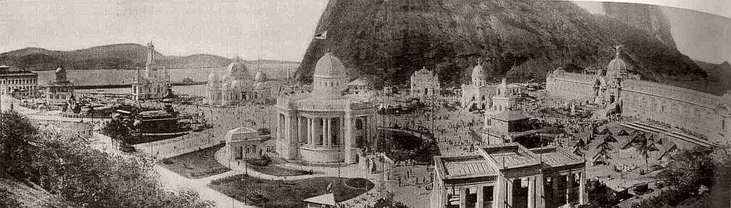 Urca's district, Rio de Janeiro, 1908