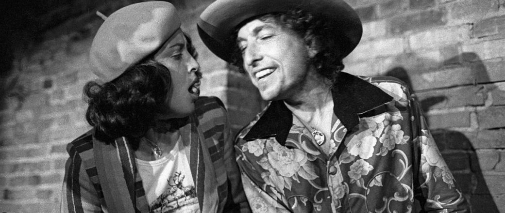 Vintage: Backstage During Bob Dylan's 1975 Tour 'Rolling Thunder Revue' by Ken Regan