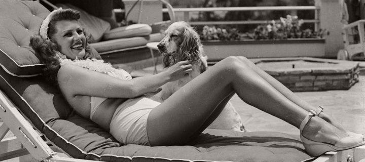 Vintage: Rita Hayworth (1940s-1950s)