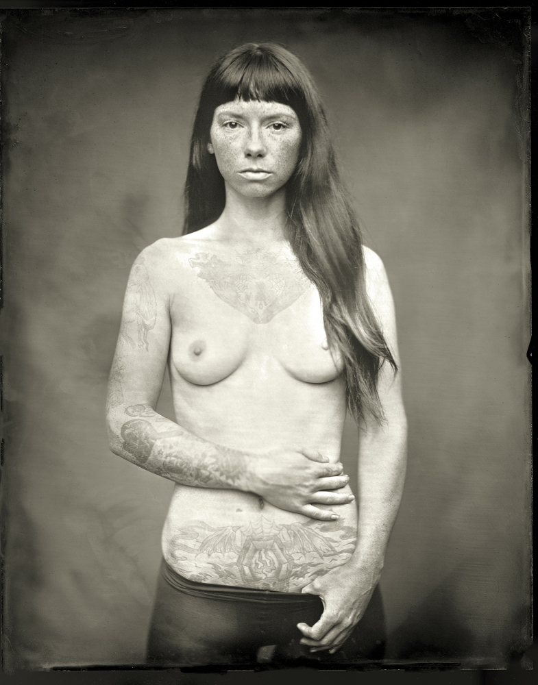 Nudes 3RD PLACE WINNER (professional) 3RD PLACE WINNER Pia Ulin, Female Patterns