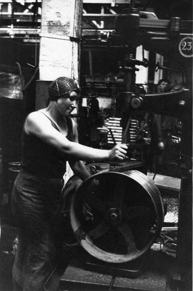 Prekhner Mikhail Rosstel'mash's worker. 1938