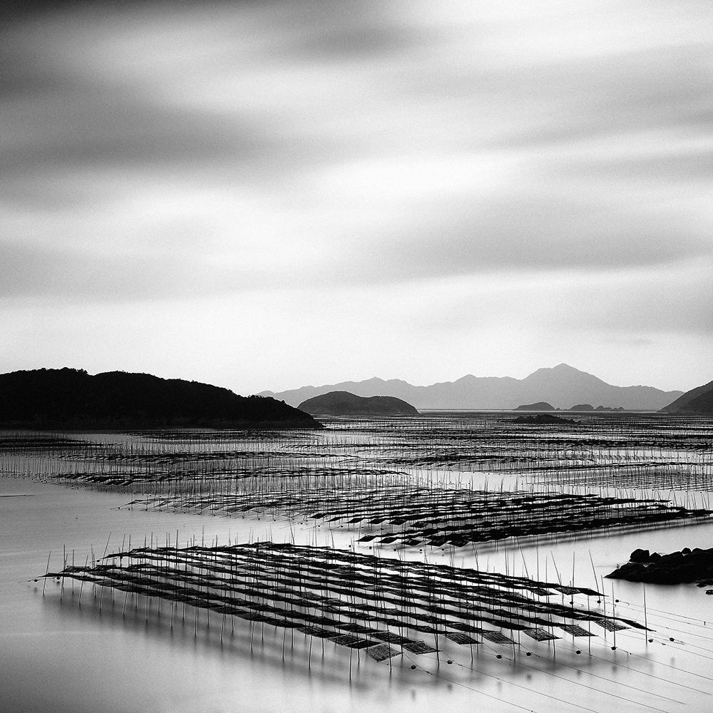Seascape 1ST PLACE WINNER (amateur) 1ST PLACE WINNER SIOW YIH TEO, SEAWEED FARM