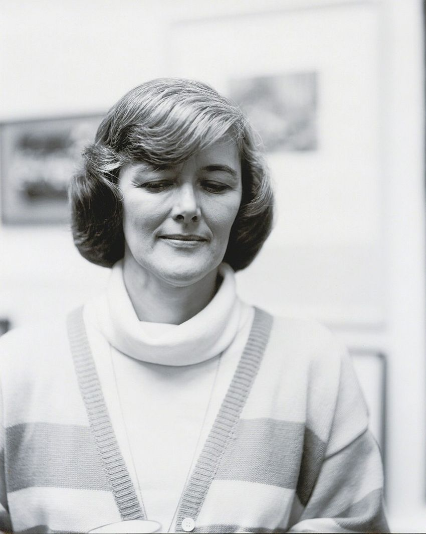 © Judith Joy Ross Congresswoman Pat Schroeder, Democrat, Colorado, 1987