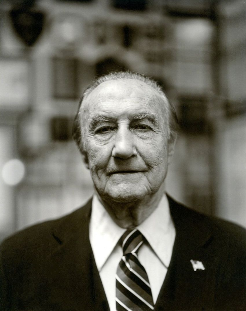 © Judith Joy Ross Senator Strom Thurmond, Republican, South Carolina, 1987