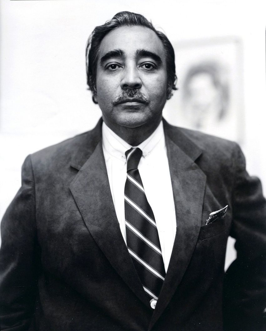 © Judith Joy Ross Congressman Charles B. Rangel, Democrat, New York, 1987